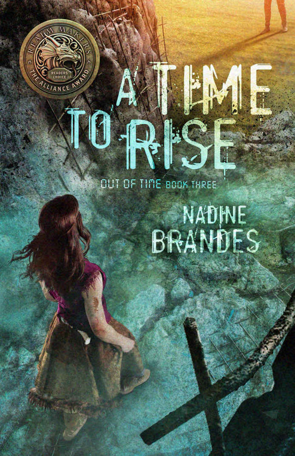 A Time To Rise (Out of Time Book 3)
