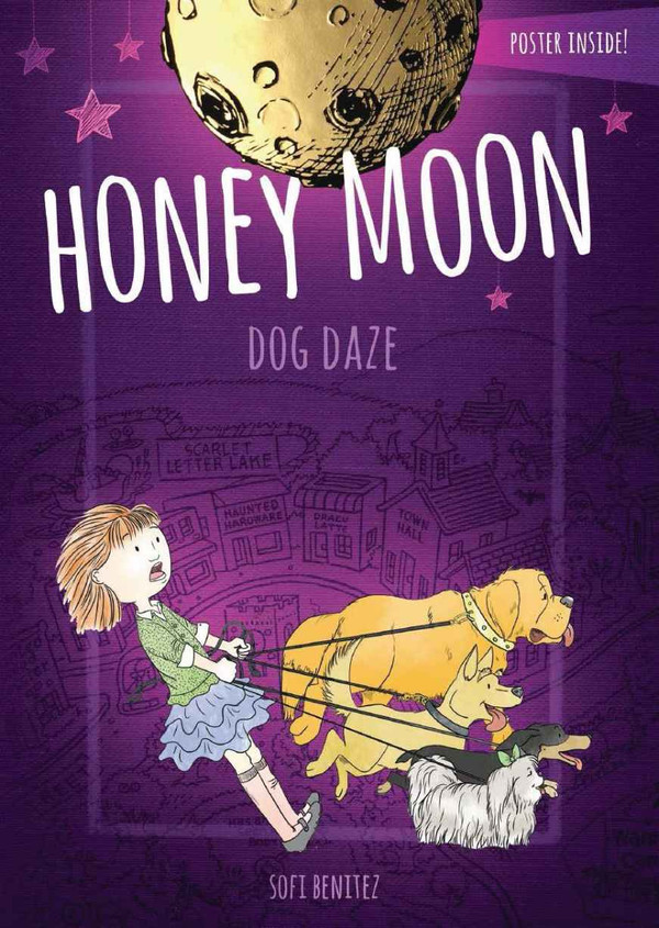 Dog Daze (The Enchanted World of Honey Moon)