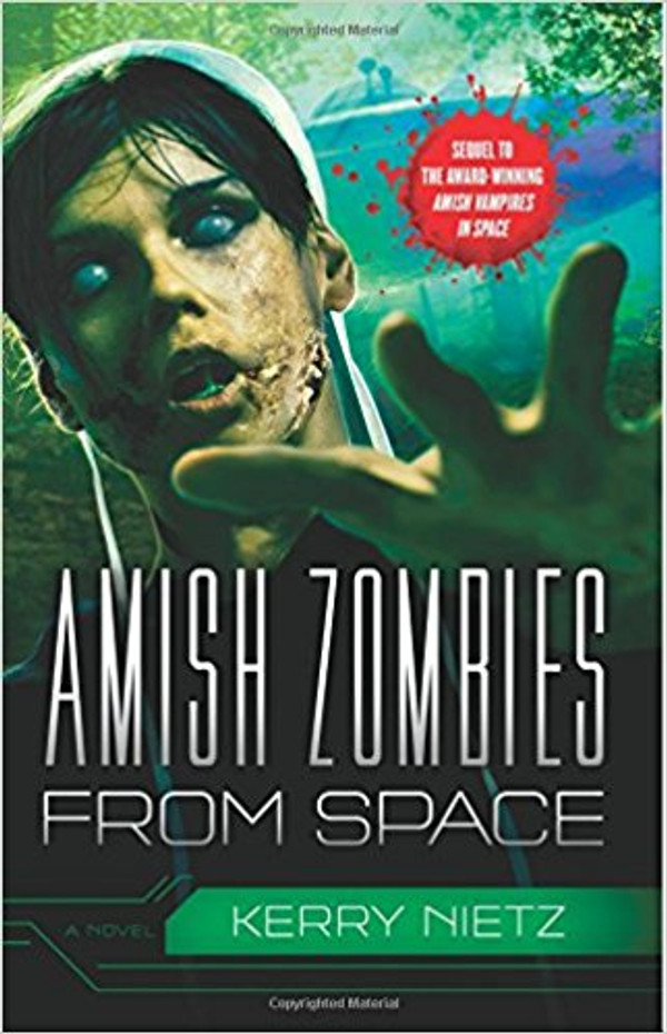 Amish Zombies from Space (Peril in Plain Space Book 2)