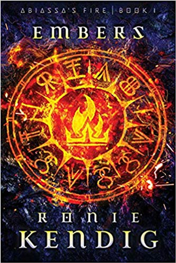 Embers (Abiassa's Fire - Book 1) SIGNED
