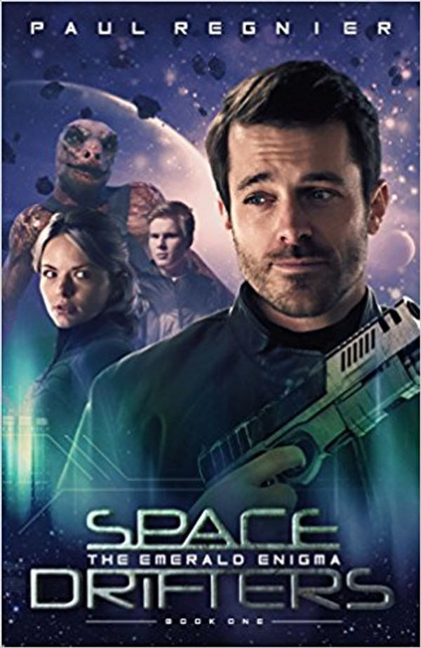 The Emerald Enigma (Space Drifters 1)