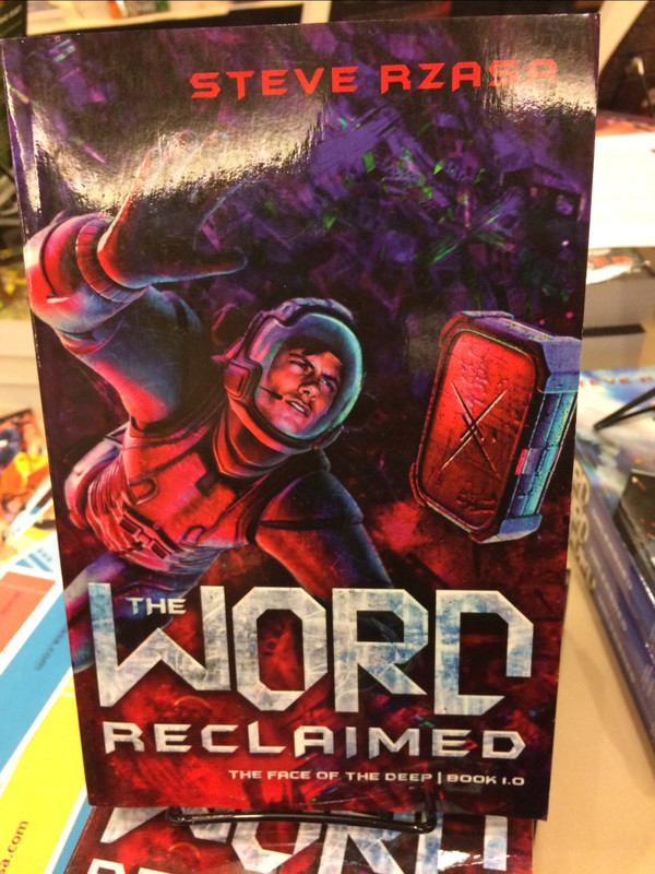The Word Reclaimed (The Face of the Deep, Book 1)