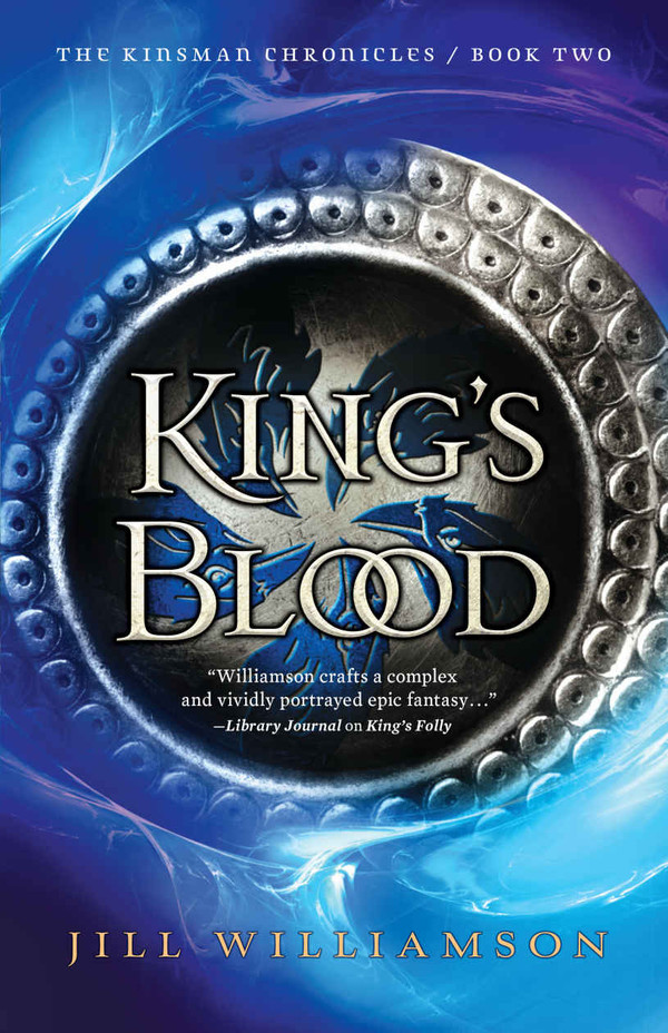 King's Blood (The Kinsman Chronicles Book 2)