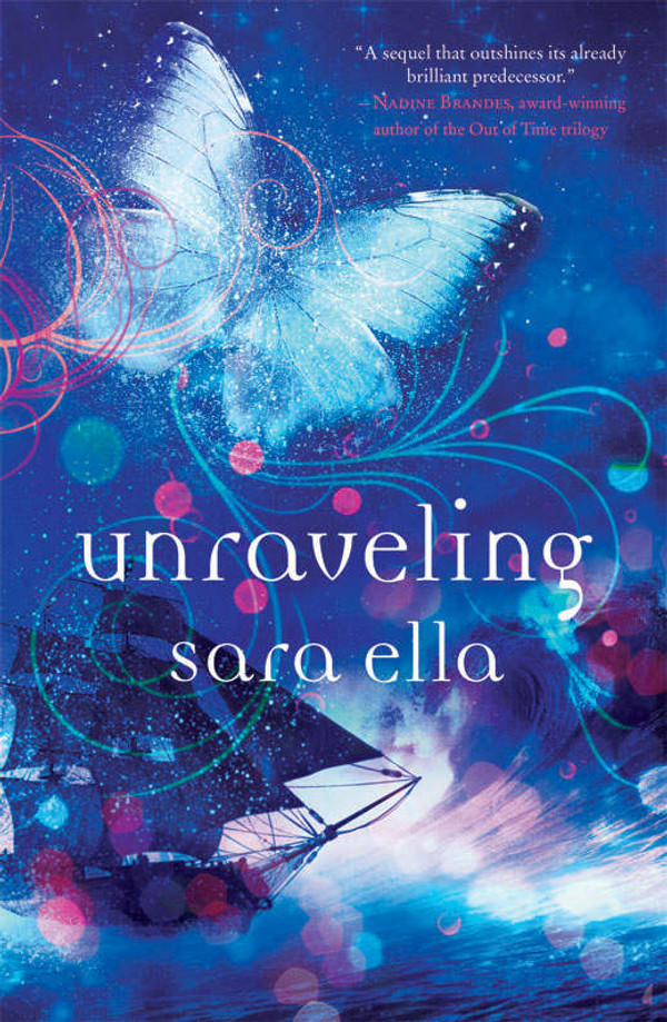 Unraveling (Unblemished Book 2)