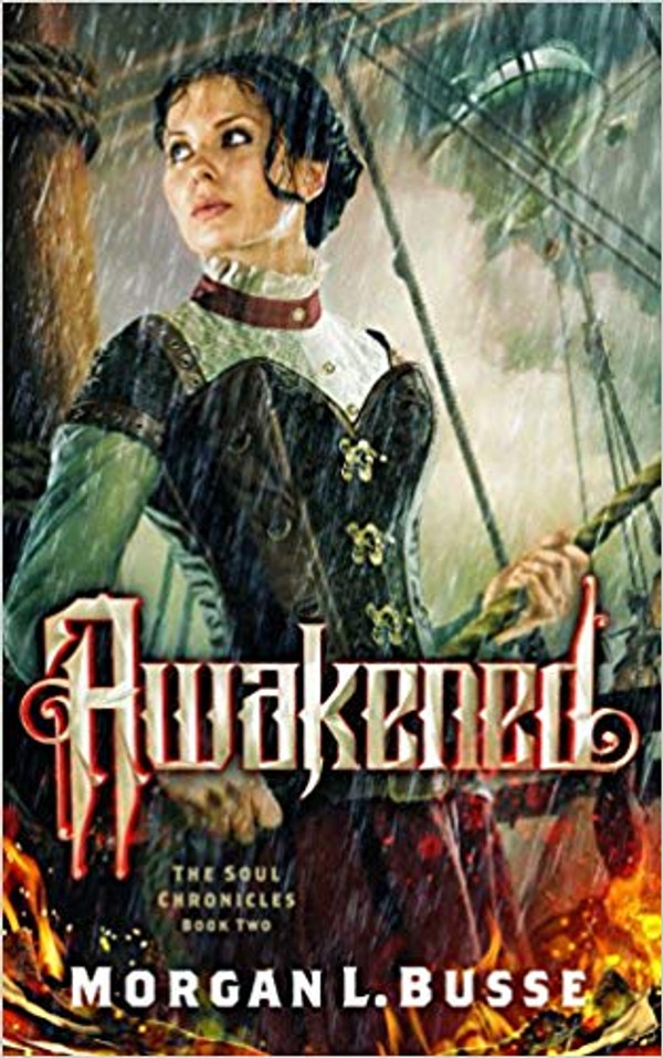 Awakened (The Soul Chronicles - Book 2)