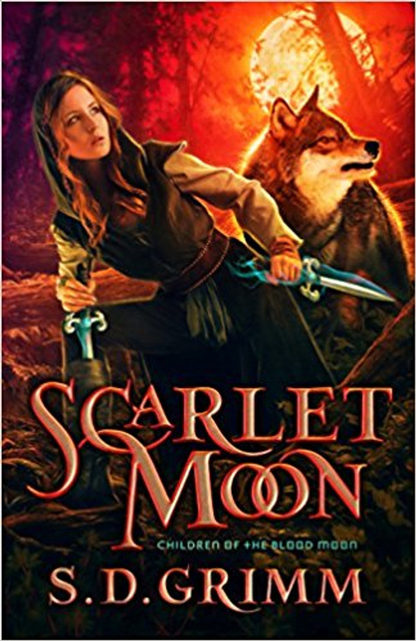Scarlett Moon (Children of the Blood Moon - Book 1)