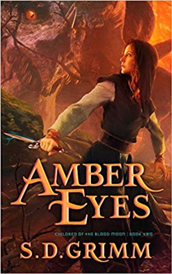 Amber Eyes (Children of the Blood Moon - Book 2)