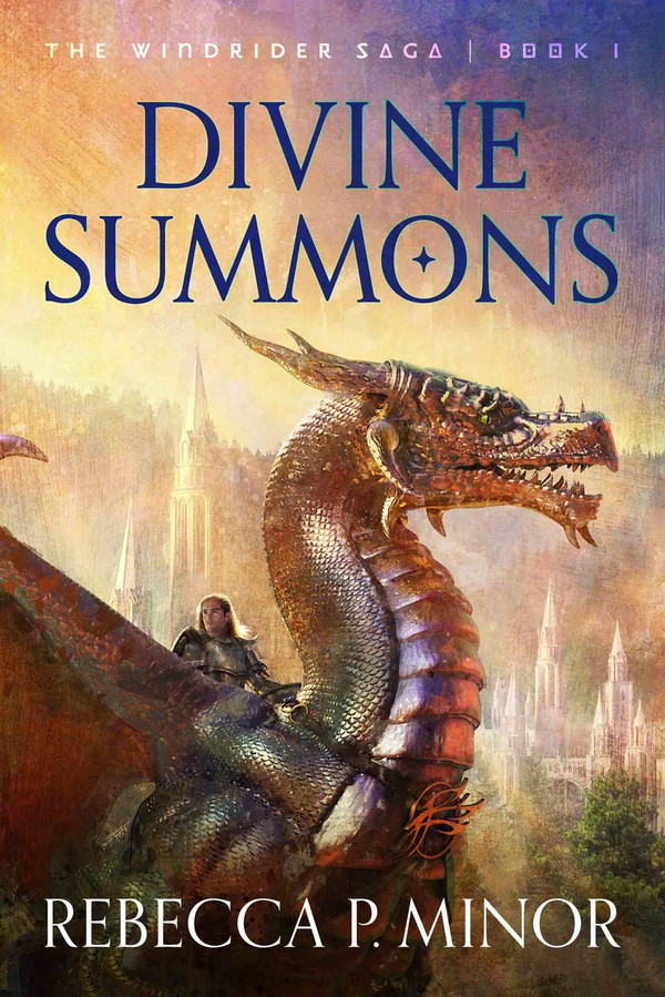 Divine Summons (The Windrider Saga Book 1)