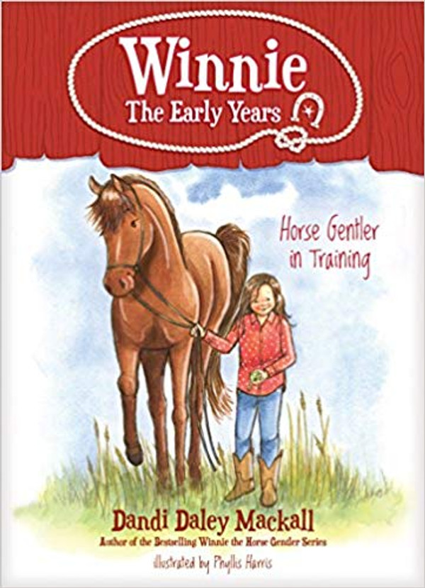 Horse Gentler in Training (Winnie: The Early Years)