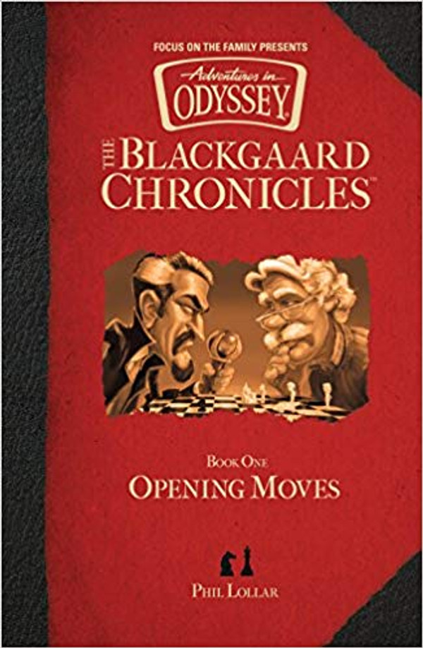 Opening Moves (The Blackgaard Chronicles - Book 1)