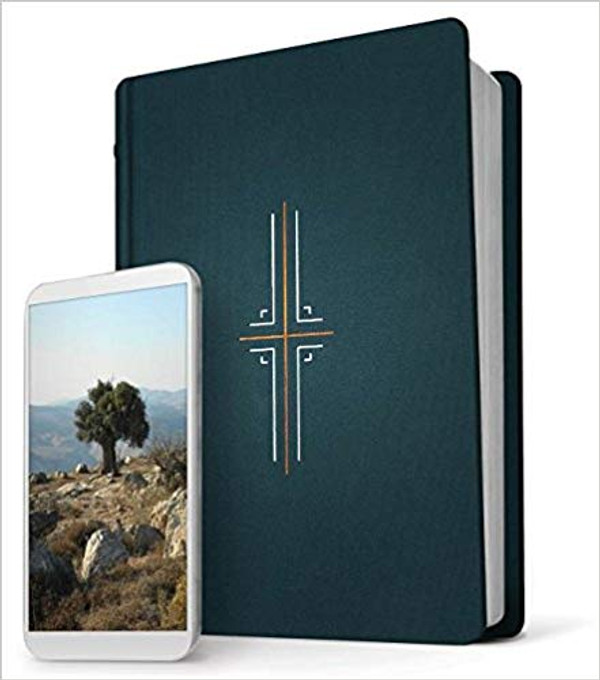 Filament Bible NLT: The Print+Digital Bible (Hardcover)