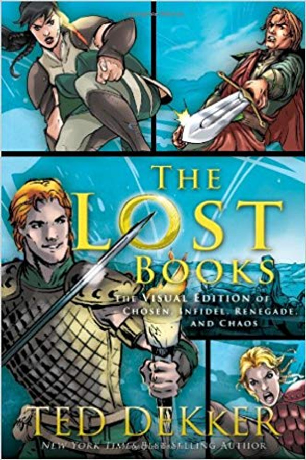The Lost Books: Visual Edition (OUT OF PRINT)