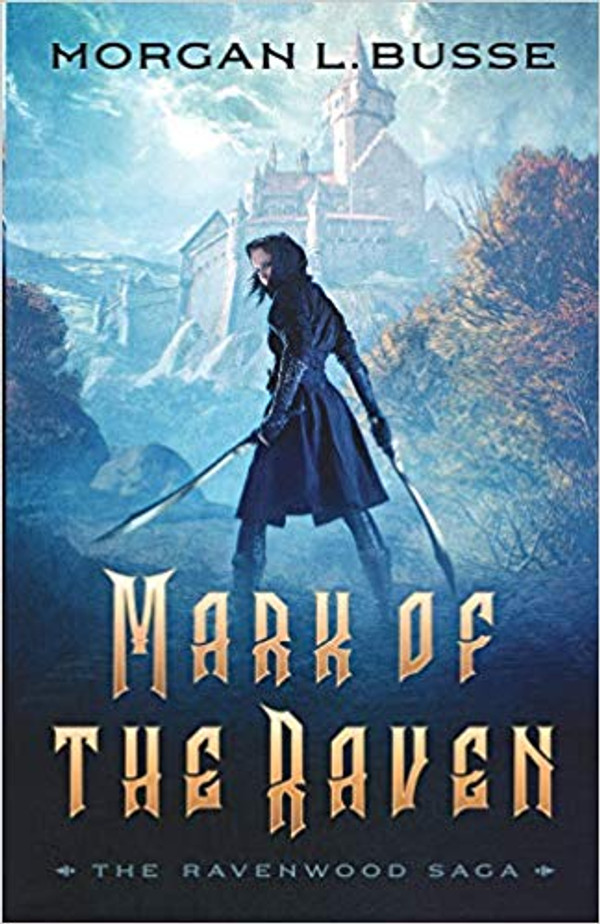 Mark of the Raven (The Ravenwood Saga Book 1)