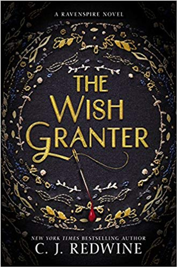 The Wish Granter (Ravenspire Book 2) - Hardcover