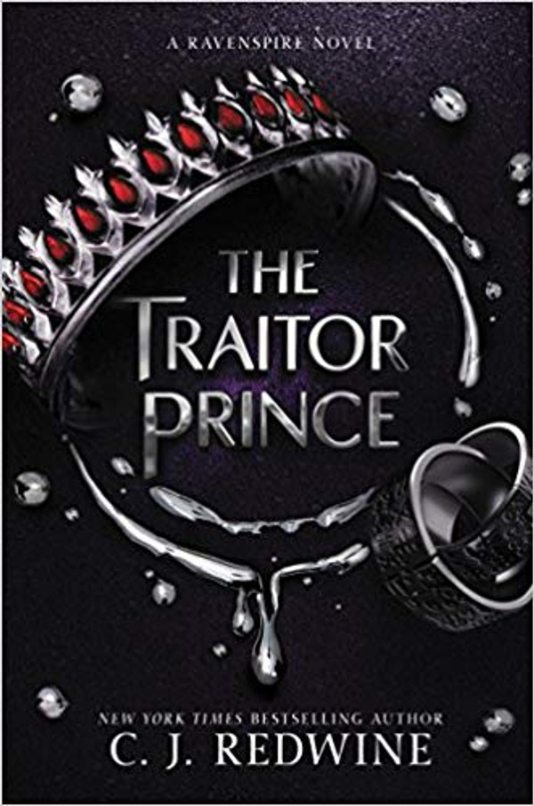The Traitor Prince (Ravenspire Book 3) - Paperback