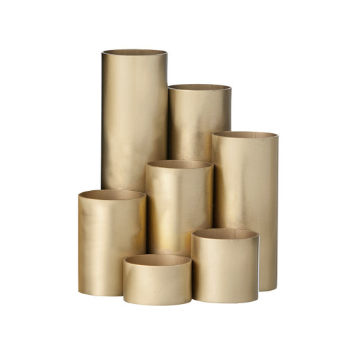 ferm living brass pencil holders brass collectors