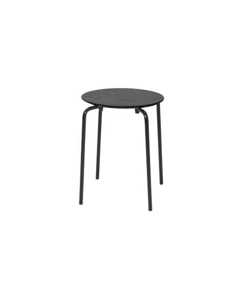 ferm living black stools
