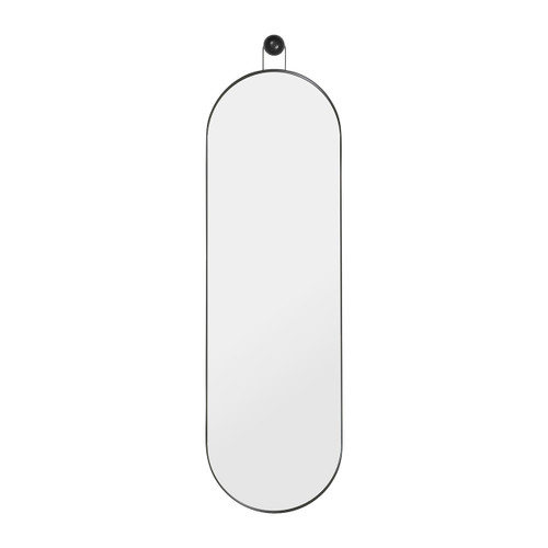 poise oval full wall mirrors ferm
