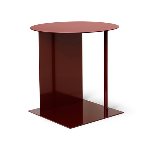place side tables red ferm