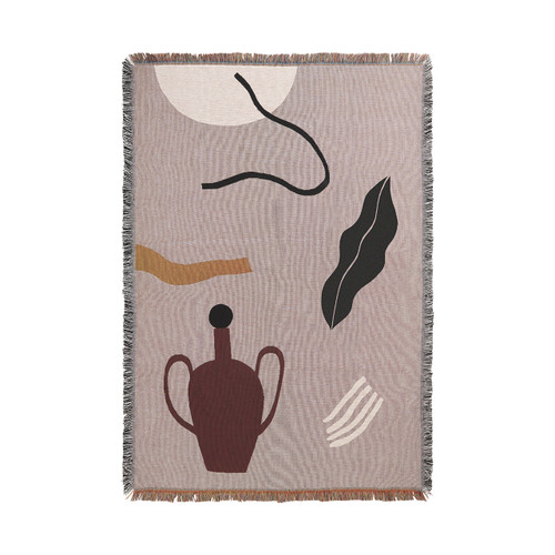 ferm mirage blankets grey