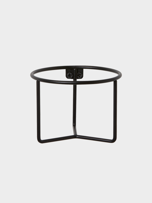 ferm living plant wall holder black