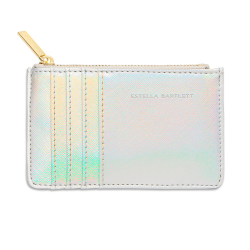 rectangle card purse iredecent