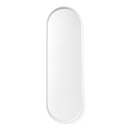 norm mirror oval