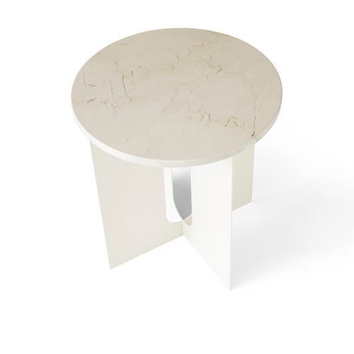 androgyne side table ivory