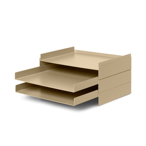 paper organizers natural color 2x2 ferm