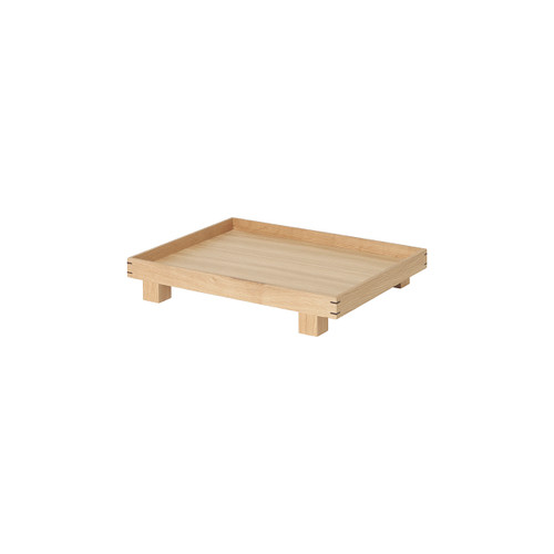 natural wood trays ferm