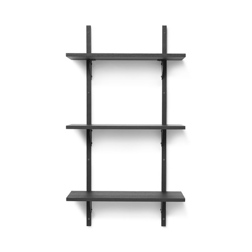 triple narrow shelves dark sector ferm