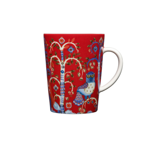 magic mugs red iittala