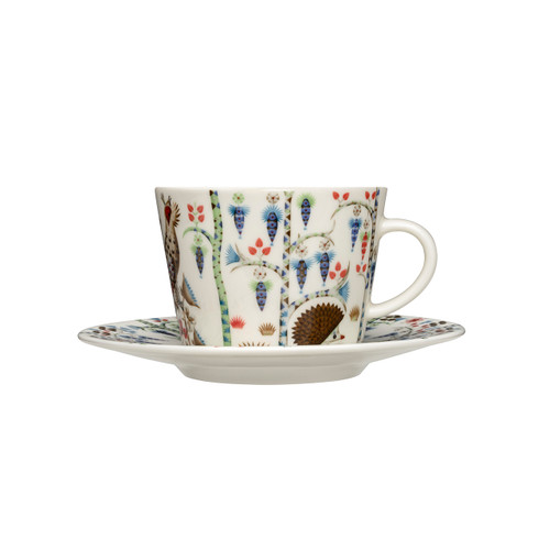 coffee cup and saucer siimes iittala
