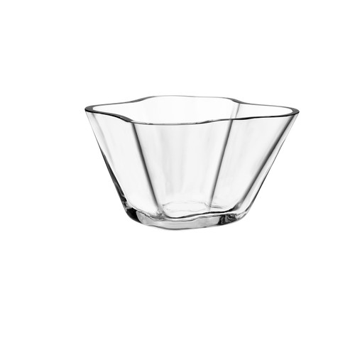 iittala small bowls for serving clear 7.5 cm