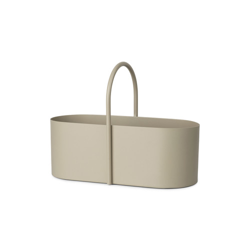 cashmere carrying baskets grip handles ferm