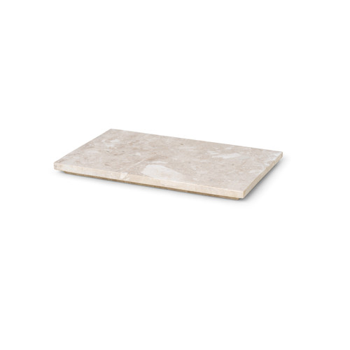 marble tray inserts for ferm plant boxes light color