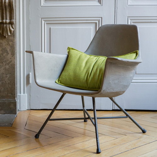 mid-century design with a modern twist,  incredibly ergonomic and comfortable seat