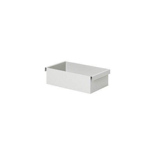 ferm plant boxes containers grey