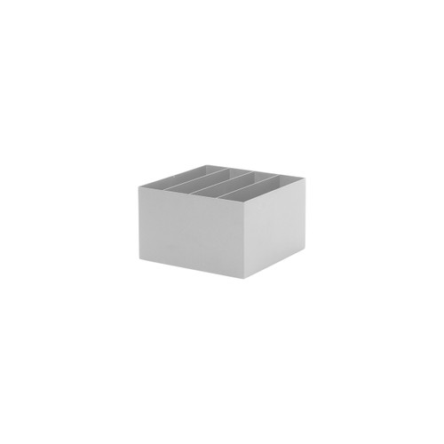 divider inserts for ferm plant boxes grey