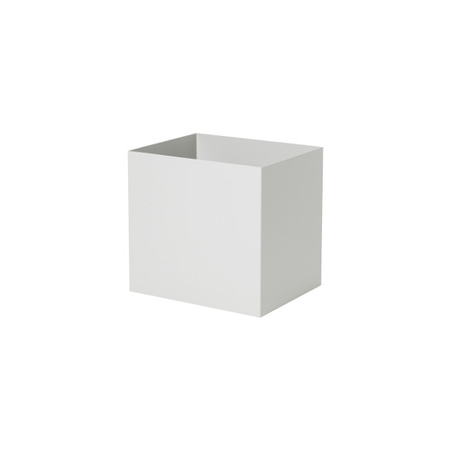 pots planter boxes ferm grey