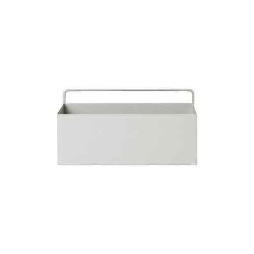 ferm wall boxes rect light grey