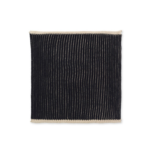 organic dish cloths black ferm
