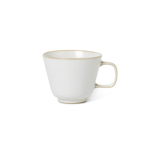 sekki coffee drippers white ceramics ferm