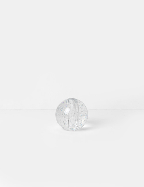 ferm living ball bubble glass object bubble glass candleholders