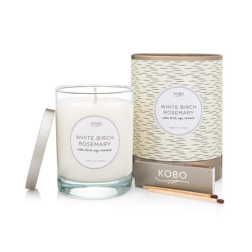 fresh-picked rosemary, lifted by a rich accord of sandalwood and patchouli