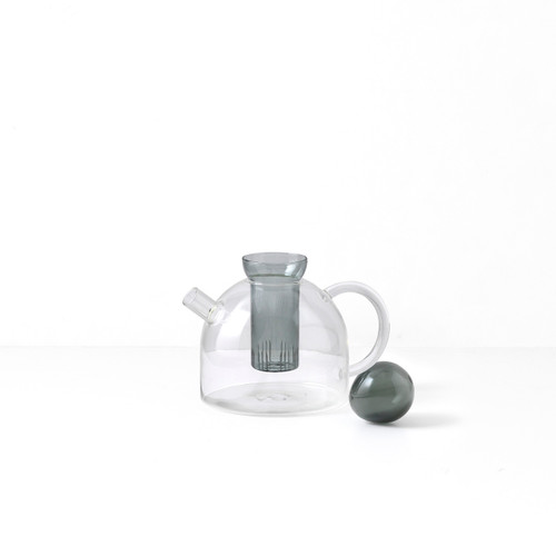 ferm living teapots clear