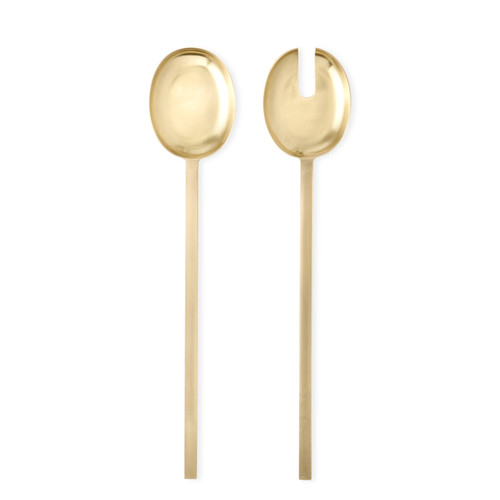 brass servers ferm living