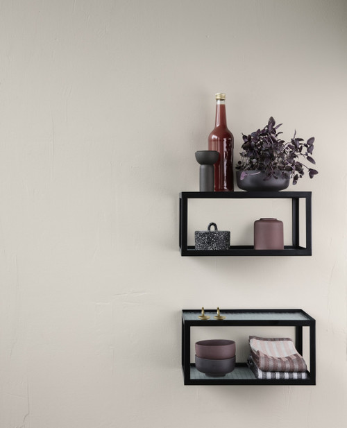 ferm living wire glass shelves