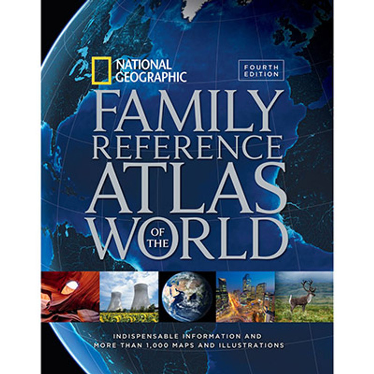 National Geographic - Family Reference Atlas of the World 4th Edition