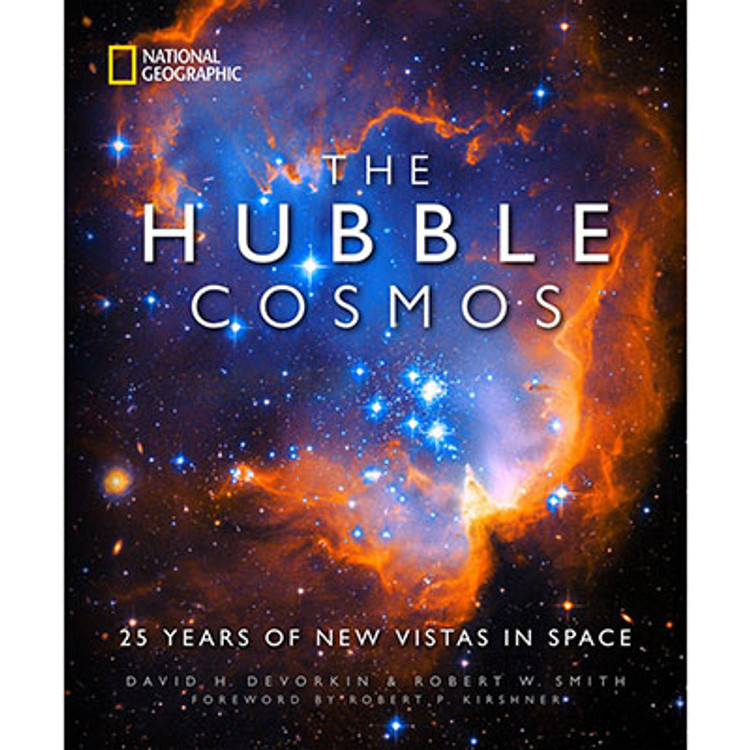 """National Geographic -n""""The Hubble Cosmos"""""""